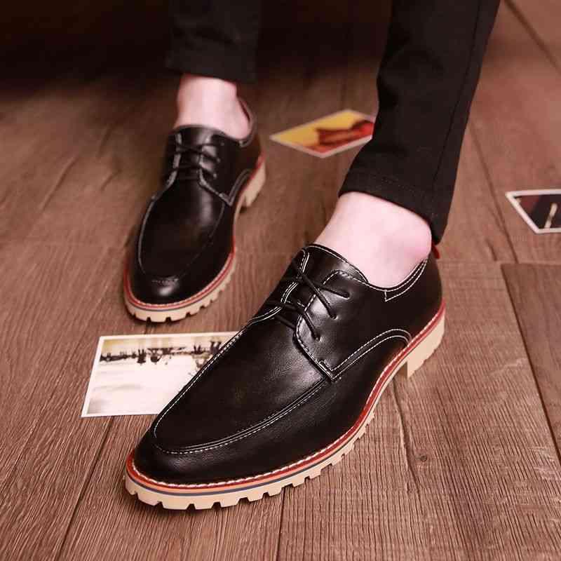 ウォーキングシューズ 革靴 軽量 メンズ ブーツ レザーシューズ 春 夏 秋 冬 ビジネス 軽い 黒 スニーカー e cm shs-77 【予約商品】