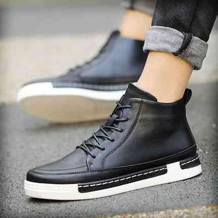 ウォーキングシューズ ブーツ メンズ 冬 ビジネス 黒 革靴 軽量 夏 秋 軽い e レザーシューズ 春 cm スニーカー 予約商品