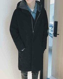 チェスターコート メンズ ロング 大きいサイズ ブランド スリム コート 大人 おしゃれ ビジネス 秋 仕事 冬 ジャケット かっこいい ファッション 20代 お洒落 カジュアル 30代 オフィス 50代 40代 秋服 冬服 セール