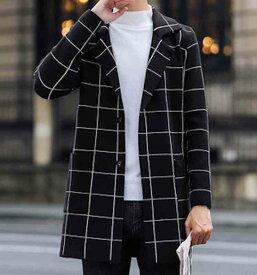チェスターコート メンズ ブランド 大きいサイズ ロング スリム コート 秋 ジャケット おしゃれ 仕事 冬 ビジネス 大人 50代 お洒落 秋服 カジュアル ファッション オフィス 40代 20代 冬服 かっこいい 30代 セール