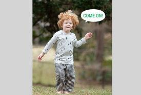 KOKA CHARM コカチャーム TREE 上下セット パジャマ ルームウェア 前開き キッズ 赤ちゃん ベビー服 女の子 男の子 かんこく 韓国子ども服 韓国こども服【韓国子供服 PETIT BEBE-プチベベ】