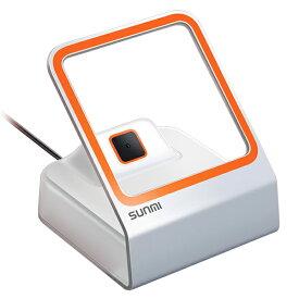 【訳あり】【箱つぶれ 検品済】 SUNMI Blink QRコードリーダー USB接続 送料無料 1年保証 二次元コードスキャナー