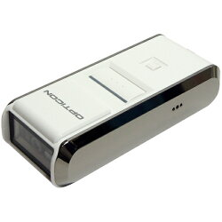 Bluetooth二次元バーコードリーダーOPN-3002i-WHTデータコレクターウェルコムデザイン【1年保証】
