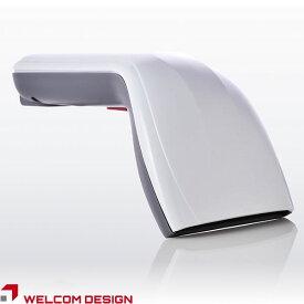 バーコードリーダーSD120 バーコードスキャナー USB(HID VCOM) 白 ウェルコムデザイン