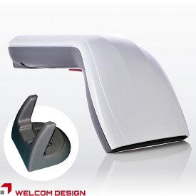 バーコードリーダーSD120 置台セット バーコードスキャナー USB(HID VCOM) 白 ウェルコムデザイン