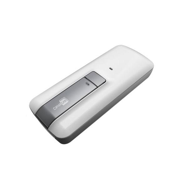 無線二次元バーコードリーダー 1664H (Bluetooth・メモリ内蔵・抗菌) ウェルコムデザイン