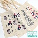 エコトートバッグショッピングバッグ注目のイギリスの若手デザイナーブランド