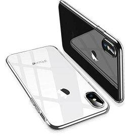 34d3f8ba48 ESR iPhone Xs/X 対応 ケース ソフトカバー 透明TPU 薄型 黄変防止 5.8