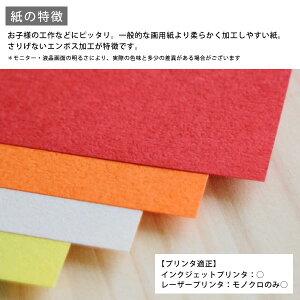 タント紙カラフルな10色から選べる10枚セットA4210×297mm約0.1mm厚【メール便OK】