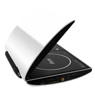 AVOX 7英寸手提式DVD播放器!  ADP-702AW(白)