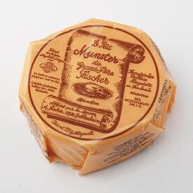 マンステール フィッシャー AOC 125g | フランス アルザス ウォッシュチーズ チーズ 直輸入 予約【クール出荷代別途加算】 (予約の場合:::只今、空輸便の状況が不安定となっております為、商品確保次第の発送となります。)