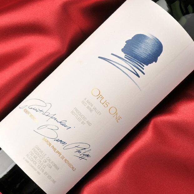 【今だけ送料無料】オーパス・ワン 2014 750ml   OPUS ONE 赤ワイン 単品 アメリカ ナパ ナパバレー カリフォルニア ワイン 赤 重口 フルボディ 限定 人気 オーパス ワン