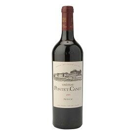 シャトー ポンテ カネ 2015 750ml | ボルドー フランス ワイン ボルドーワイン 赤ワイン 赤 bordeaux wine chateau 重口 フルボディ グレートヴィンテージ オススメ 人気 限定 蔵出し ポイヤック