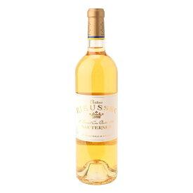 シャトー リューセック 2015 750ml | ボルドー フランス ワイン ボルドーワイン 白ワイン 白 bordeaux wine chateau 甘口 グレートヴィンテージ オススメ 人気 限定 蔵出し ソーテルヌ 貴腐ワイン バレンタイン ひな祭り