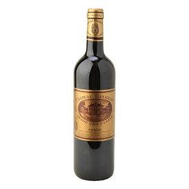 シャトー バタイエ 2015 750ml | ボルドー フランス ワイン ボルドーワイン 赤ワイン 赤 bordeaux wine chateau 中重口 ミディアムボディ グレートヴィンテージ オススメ 人気 限定 蔵出し ポイヤック