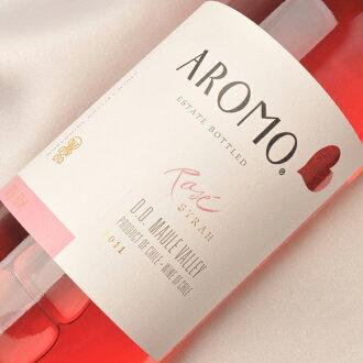 aromoshiraroze 750ml chirimaurevareroze(辣味)AROMO ROSE