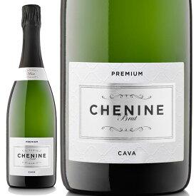 スパークリングワイン コヴィデス シェニン ブリュット 750ml DO スペイン カバ 白 辛口 COVIDES CHENINE BRUT /スパークリング ワイン WINE 葡萄酒