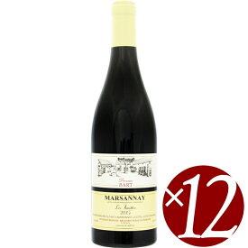 【ポイント10倍】マルサネ レ フィノット/バール 750ml×12本 (赤ワイン)