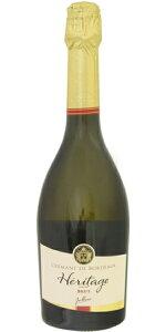 ジャイアンス クレマン ド ボルドー ブリュット エリタージュ/ジャイアンス (スパークリングワイン)750ml