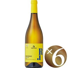 【まとめ買い】ロチェーノ グレカニコ/カンティーネ・エウロパ (白ワイン)750ml×6本