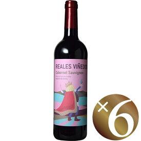 レアレス・ビニェードス 赤/レアル 750ml×6本(赤ワイン)