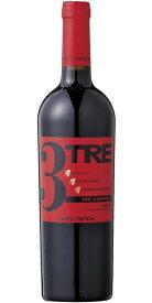 【22日はポイント5倍】トレ・グラッポリ コンティ・ゼッカ/コンティ・ゼッカ 750ml (赤ワイン)