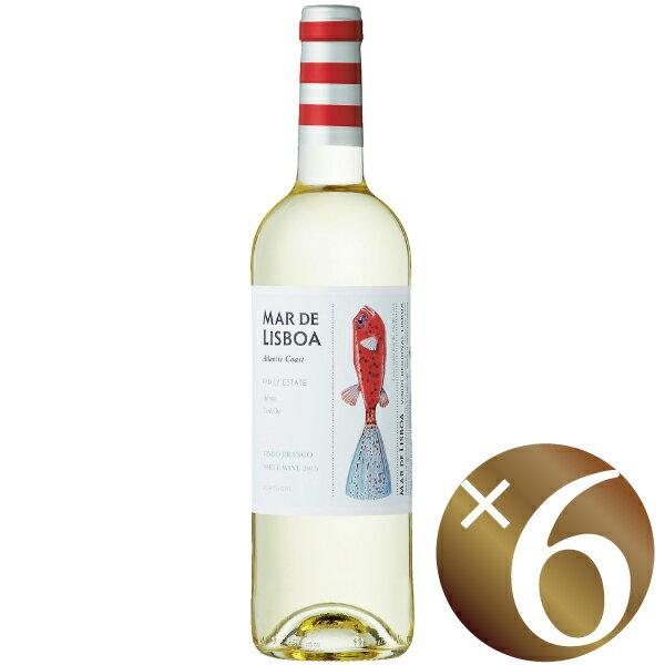 【まとめ買い】マール・デ・リスボア白/チョカパーリャ (白ワイン)750ml×6本