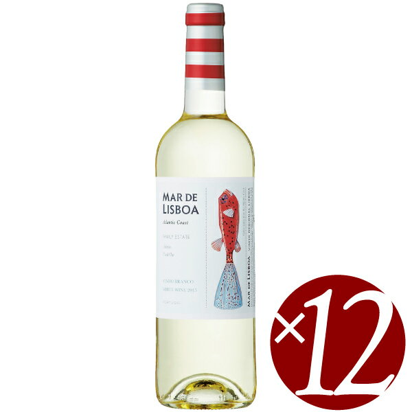 【まとめ買い】マール・デ・リスボア白/チョカパーリャ (白ワイン)750ml×12本