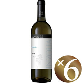 【まとめ買い】フェルラ インツォリア/カニカッティ (白ワイン)750ml×6本