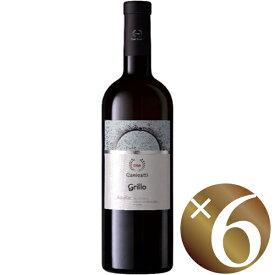 【まとめ買い】アクイラ グリッロ/カニカッティ (白ワイン)750ml×6本