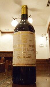 シャトー ピション ラランド マグナムボトル[1989]多少ラベル汚れChateau Pichon Lalande