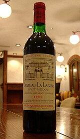 シャトー ラ ラギューヌ[1983]Chateau La Lageune[1983]勝山館特別頒布会【4】