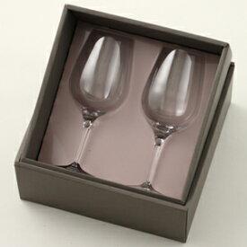 【箱入・2脚入】ペルル・ワイングラス・ボルドーペアセット・1箱2脚入り・ノン・レッド・クリスタルPerle Wine Glass Bordeaux Pair Set