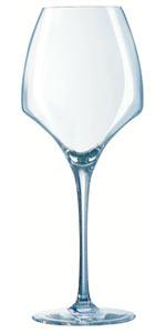 【6脚入】シェフ&ソムリエ・オープンナップ・ユニバーサル・テイスティング・クウォークス(強化ガラス)Chef&Sommelier OPEN UP Universal Tasting