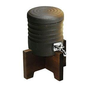 ファミリーサーバー うでい 井桁木台付 焼酎サーバー
