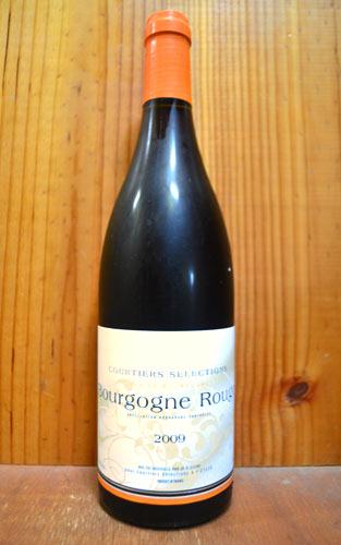 ブルゴーニュ ピノ ノワール 2008 ルー デュモン クルティエ セレクション AOCブルゴーニュ 正規品 フランス 赤ワイン ワイン 辛口 ミディアムボディ 750mlBourgogne Pinot Noir [2008] Lou Dumont Courtiers Selections