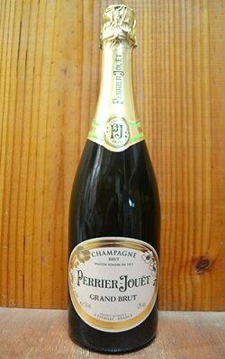 ペリエ・ジュエ・グランド・ブリュット・シャンパーニュ・AOCシャンパーニュ誕生日 ギフト プレゼント 結婚祝 贈り物 結婚 お祝い 記念品