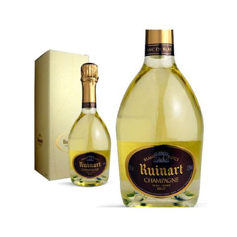 ルイナール (リュイナール) ブラン ド ブラン 白 泡 正規 箱付 ハーフ 375ml シャンパン シャンパーニュRuinart Champagne Blanc de Blancs Brut Gift Box Half Size