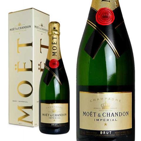 モエ エ シャンドン ブリュット アンペリアル (モエ・エ・シャンドン) 白 泡 N.V 並行 箱付 750ml シャンパン シャンパーニュMoet et Chandon Champagne Brut Imperial AOC Champagne