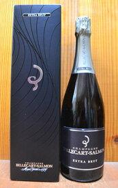 ビルカール・サルモン・シャンパーニュ・エクストラ・ブリュット・N.V.・正規代理店輸入品・ビルカール・サルモン・AOCシャンパーニュ (泡 白 750ml) 箱付 (箱入) ギフト シャンパンBILLECART-SALMON Champagne Extra Brut NV GIFT BOX AOC Champagne