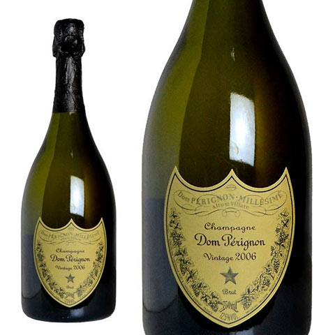 ドンペリニヨン (ドン ペリニョン) (ドン・ペリニヨン) (モエ・エ・シャンドン) 白 2006 並行 750ml ドン・ペリ フランス シャンパン 辛口
