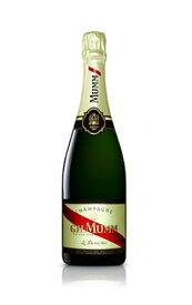 G.H.マム ドゥミ セック 白 泡 正規 750ml シャンパンG.H.MUMM Demi Sec AOC Champagne