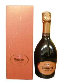 ルイナール (リュイナール) ロゼ 正規 箱付 ハーフ 375ml シャンパン シャンパーニュRuinart Champagne Brut Rose Half Size DX Gift Box