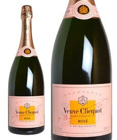 ヴーヴ クリコ (ヴーヴ・クリコ) (ヴーヴクリコ) (ブーブクリコ) ロゼ ローズラベル ポンサルダン ブリュット 正規 箱なし マグナム 1500ml シャンパン シャンパーニュVeuve Clicquot Champagne Ponsardin Rose Label M.G AOC Rose Champagne