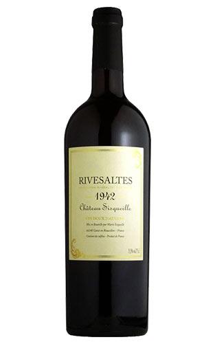 リヴザルト[1942]年・究極限定秘蔵古酒・シャトー・シスケイユ元詰・AOCリヴザルト・2012年瓶詰めRivesaltes [1942] Chateau Sisqueille AOC Rivesaltes
