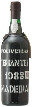 マディラ・ペレイラ・ドリヴェイラ・テランテス[1988]年・(昭和63年)Madeira Pereira D'Oliveira Terrantez [1988]