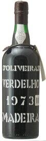 マディラ・ペレイラ・ドリヴェイラ・ヴェルデーリョ[1973]年・(昭和48年)Madeira Pereira D'Oliveira Verdelho [1973]