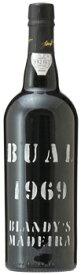 マディラ・ブランディーズ・ブアル[1969]年・(昭和44年)Madeira Blandy's Boal [1969]