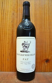 スタッグスリープ ワイン セラーズ FAY (フェイ) カベルネ ソーヴィニヨン 2012 アメリカ合衆国 カリフォルニア ナパ ヴァレー 正規 赤ワイン 辛口 フルボディ 750mlSTAG'S LEAP WINE CELLARS Cabernet Sauvignon FAY 2012 Napa Valley