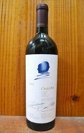 オーパス ワン 2012 ロバート モンダヴィ & バロン フィリピーヌ ド ロートシルト家 赤ワイン ワイン 辛口 フルボディ 750mlOPUS ONE [2012] Robert Mondavi & Baron Philippine de Rothschild